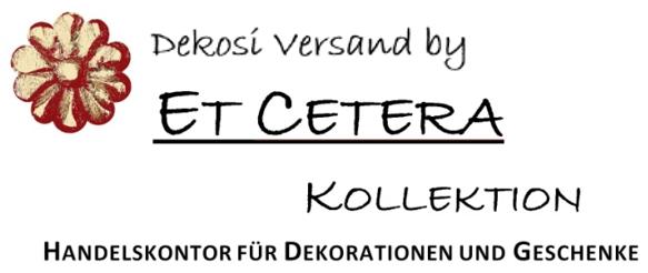 Dekosi Versand by Et Cetera Kollektion