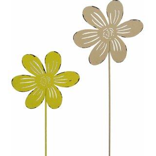 Stecker Blüte Preis für 1 Stück
