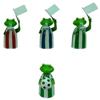 Zaunhocker Frosch Fussball Preis für 1 Stück