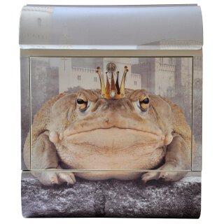 Briefkasten Froschkönig mit Geräusch