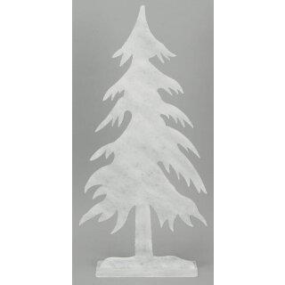 dekorative ausgefallene Deko-Tanne Metall-Tanne Weihnachtsbaum-Silhouette