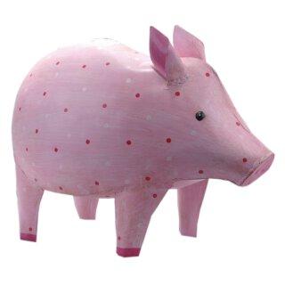 Dekoschwein Glücks-Schwein