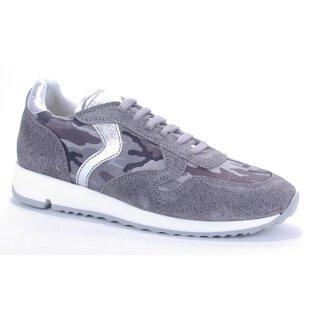 Binks Damenschuh Sneaker grau Camouflage Gr.