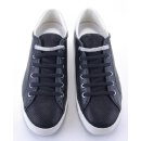 Crime London Damen Sneaker Faith-Lo schwarz Gr.