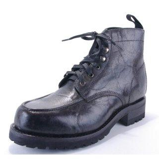 Herrenschuh SENDRA schwarz Vintage