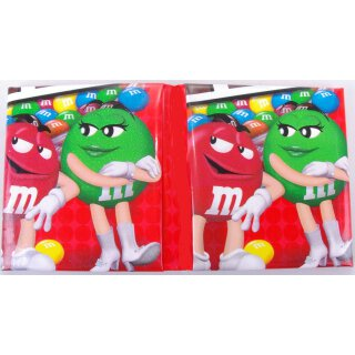 recycling upcycling originelle Mini-Geldbörse aus Verpackungen in Handarbeit gefertigt Preis für 1 Stück