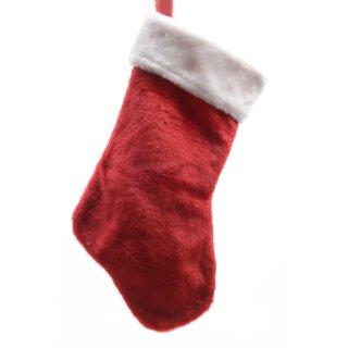 großer Nikolausstiefel Weihnachtssocke