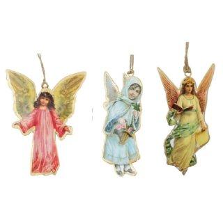 dekorative nostalgische Anhänger Engel Preis für 3 Stück