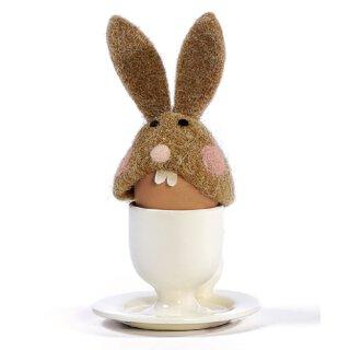 Eierwärmer Hase Eggy Preis für 2 Stück