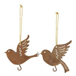 Meisenknödelhalter Vogel Preis für 2 Stück