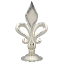 dekoratives ausgefallenes Dekoobjekt stilisierte Lilie...