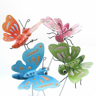 Pick Schmetterling  Preis für 4 Stück