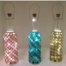 dekorative solarbetriebene LED beleuchtete...