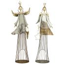 großer dekorativer stimmungsvoller Deko-Engel...
