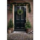 dekoratives weihnachtliches 4- er Haustürset 2 x...